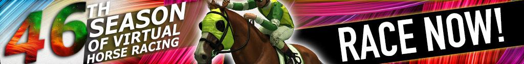46th Virtual Horse Racing Season