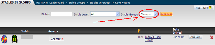 Stable Groups